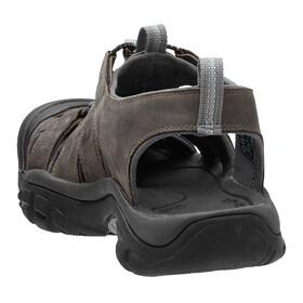 Keen Newport Sandals Men Neutral Grey/Gargoyle